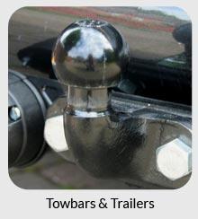 towbars trailers