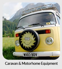 caravan and motorhome equipment