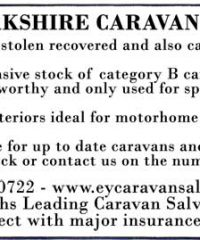East Yorkshire Caravan Salvage