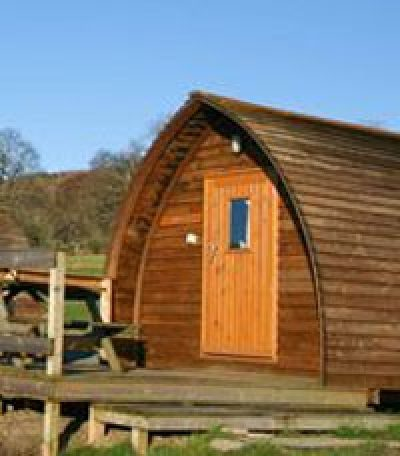 Glentress Forest Lodges