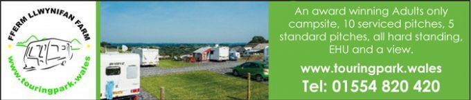 South Wales Caravan Park