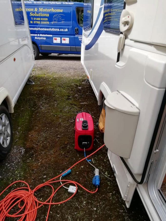 Caravan & Motorhome Solutions Ltd