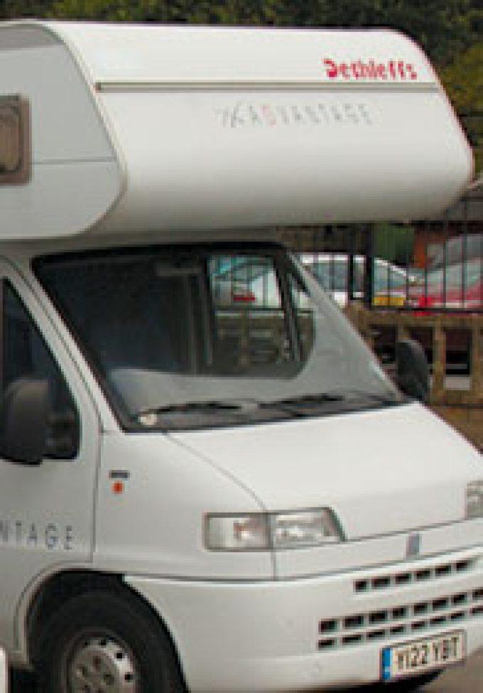 New & Used Caravan Parts