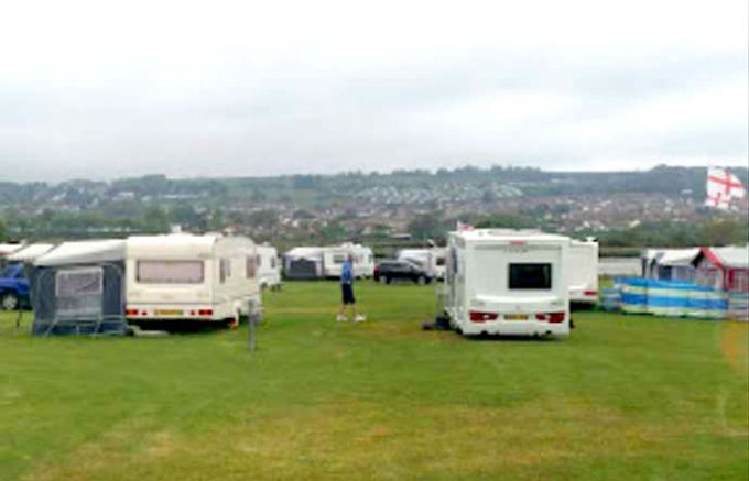Axmouth Camping Site