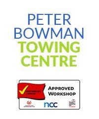 Peter Bowman Towing Centre Ltd