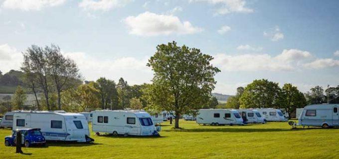 Thirlestane Caravan & Camping Site