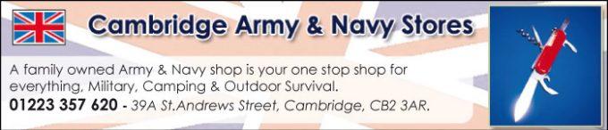 Cambridge Army & Navy Stores