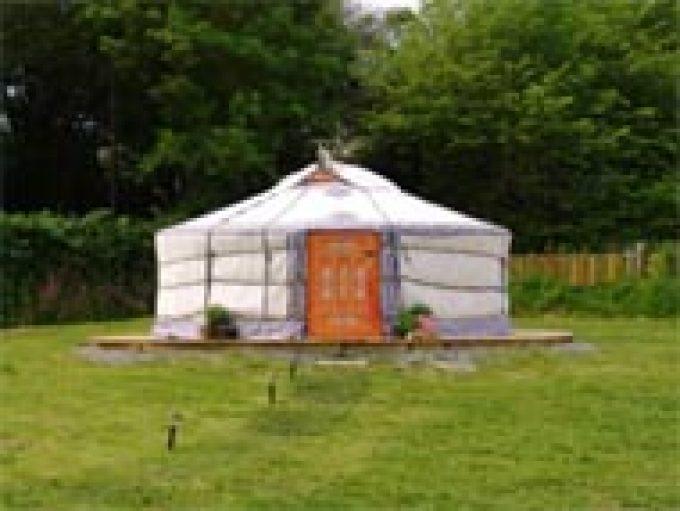 Devon Yurts