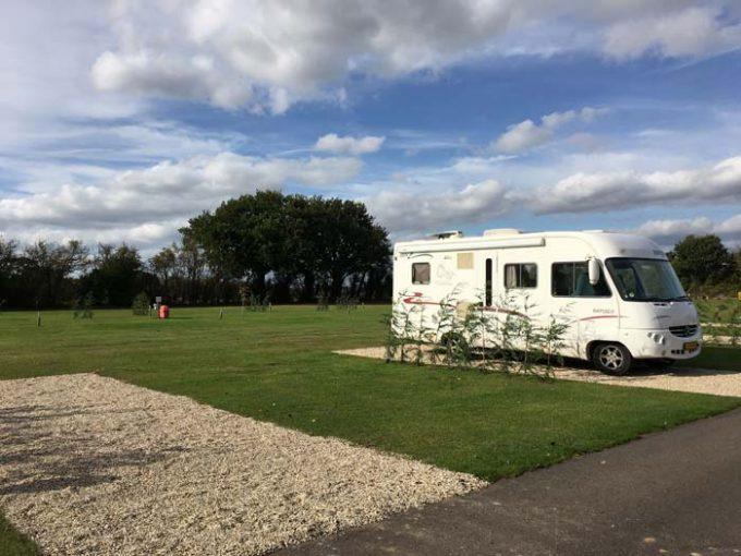 Strangers Home Caravan Site