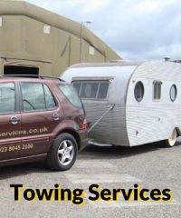 Towing Services – Brian Rowlands