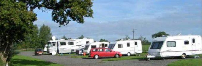 Holmston caravan park