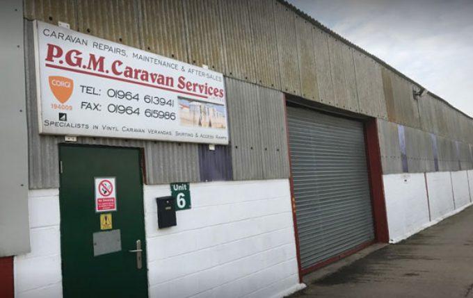 PGM Caravan Services