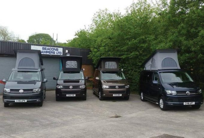 Beacons Campers Ltd