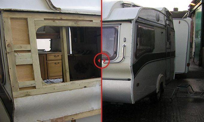 Caravan Repair Services
