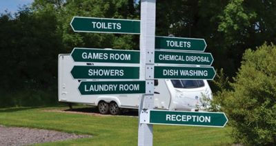 Kingsdown Tail Caravan & Camping Park
