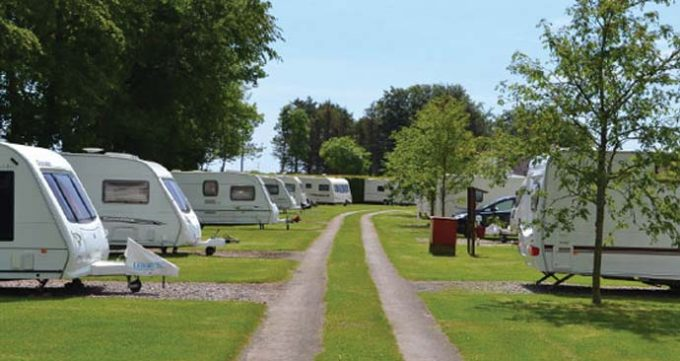 Kingsdown Tail Caravan & Camping Park