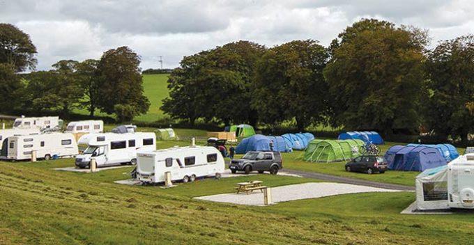 Smytham Manor Holiday Park