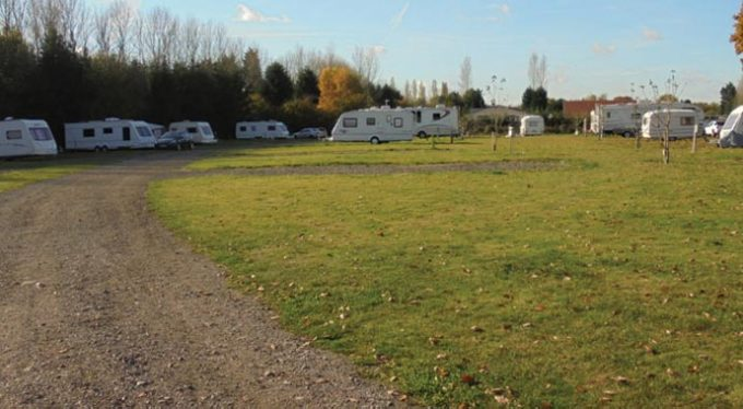 Kingswood Caravans / The Finches Caravan Park